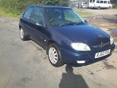 Citroen Saxo 1.1 I Desire, 2002 Year,80000 Miles,all Starts &drives Well,2 Owner