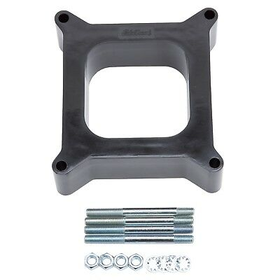 Edelbrock 8712 4-Barrel Carburetor Spacers