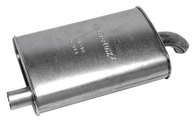 Exhaust Muffler-Quiet-Flow SS Muffler Walker 21348