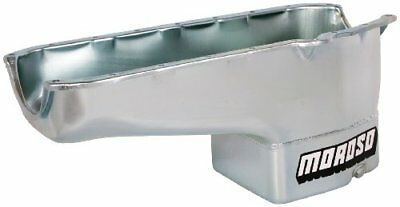 "Moroso 20160 9.50"" Oil Pan For Chevy Small-Block Engines"