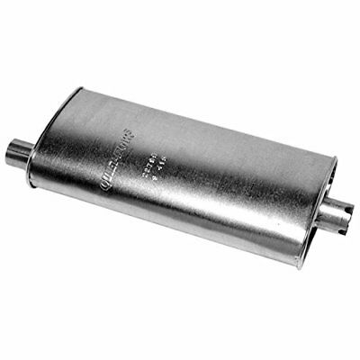 Exhaust Muffler-Quiet-Flow SS Muffler Walker 22799