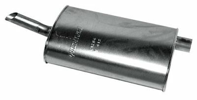 Exhaust Muffler-Quiet-Flow SS Muffler Walker 21284