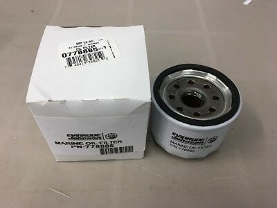 Johnson/Evinrude/OMC New OEM OIL FILTER 0778885, 778885