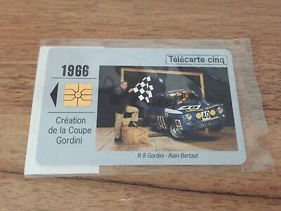 Collectable Phonecards. Telecarte Phonecard Renault 1966