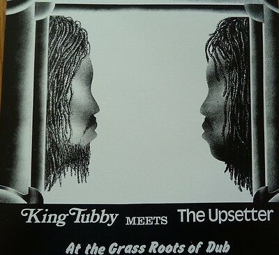 """King Tubby Meets The Upsettere - At The Grass Roots Of Dub- 12"""" Vinyl Lp"""