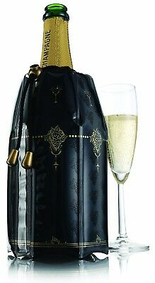 (Classic) - Vacu Vin Rapid Ice Champagne Cooler - Classic. Delivery is Free