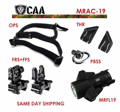 New CAA GEARUP MRAC-19 Upgrade Kit for the Micro Roni for the Glock 19 23 32