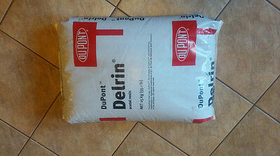 1Lb Delrin Acetal Resin 900P Plastic Injection Molding Pellets Black Ltd. Supply