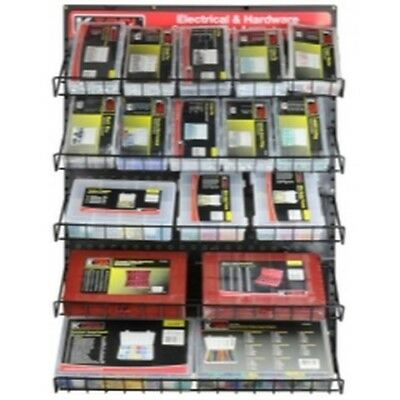 Electrical & Hardware Component Assortment Display KTI0843 Brand New!