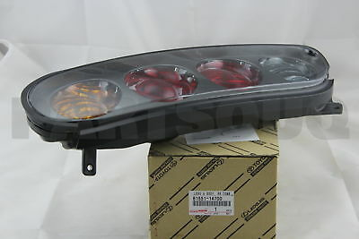 8155114700 Genuine Toyota LENS, REAR COMBINATION LAMP, RH 81551-14700