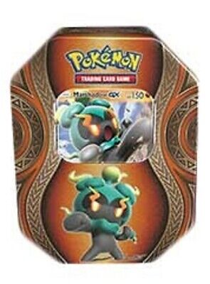 POKEMON -  Mysterious Powers Marshadow-GX Marshadow GX Tin Foil 4 Booster Packs