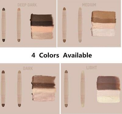 KKW Beauty Kim Kardashian Créme Contour And Highlighting Kit In 4 Colours