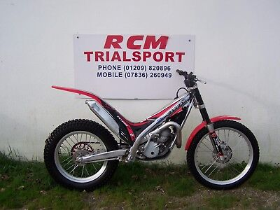 gasgas pro 280cc  2011, trials bike , great condition ready to ride