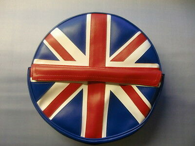 Union Flag Pocket Scooter Wheel Cover