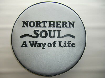 Silver/Black NS Scooter Wheel Cover