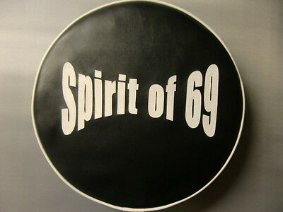 Spirit of 69 Scooter Wheel Cover