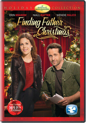 Finding Father Christmas (2017, DVD NEW)