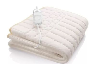 HEATED UNDERBLANKET Electric Heating Shoulder Pad Stomach Back Warmer Comfy Care