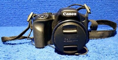 Canon PowerShot SX530 HS 16MP Full HD 50x Optical Zoom Digital Camera - Used