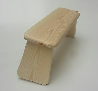 Meditation Stool / Mindfulness / Meditation bench / 144 mm Wide