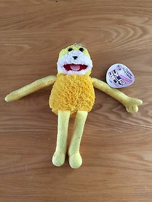 Mr Oizo Flat Eric Soft Toy Bean Bag 9 And Half Inches