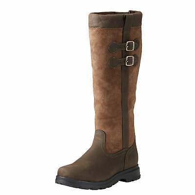 Ariat Eskdale Womens Leather H20 Boot - Java Brown *FREE GIFT*