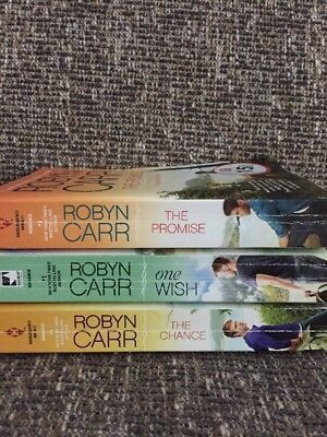 Robyn Carr Books Lot Of 3