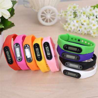NEW Children Activity Tracker Smart Kids Pedometer Step Counter Fitness Watch