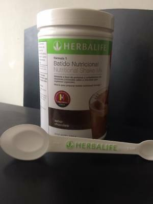 Herbalife F1 Formula 1 Shake Mix Nutritional -  Healthy Meal + Measuring Spoon