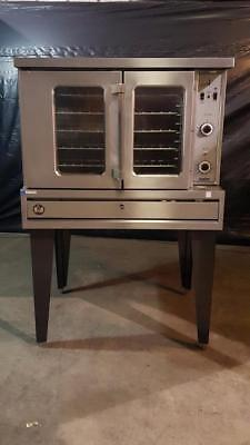 Garland U.S. Range Sunfire SDG-1 Full Size Natural Gas Convection Oven