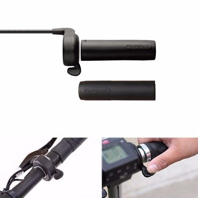 3 Wires 7/8 '' Electric Car Scooter Speed Control Thumb Throttle Handle 12-48V