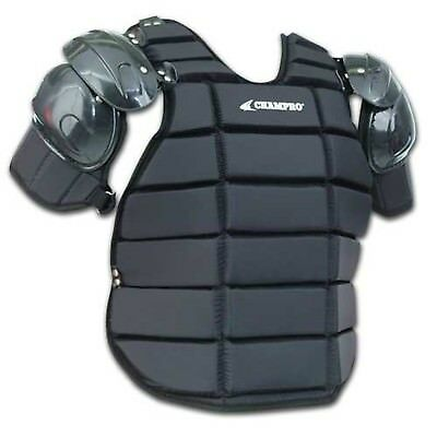 Champro Deluxe Umpire Inside Protector (Black X-Large)