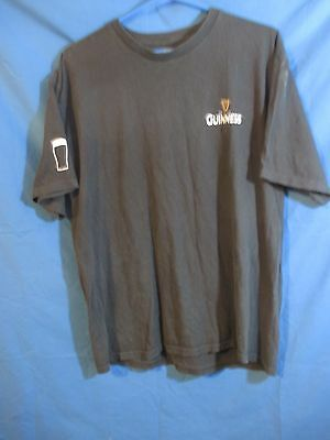 "Guinness ""Paint the Town Black"" St. Patrick's Day T-Shirt Size XL"