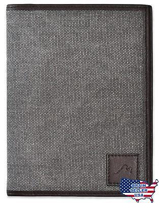 Field Notes / Moleskine Pocket Notebook Cover by Metier Life | Canvas with Vegan
