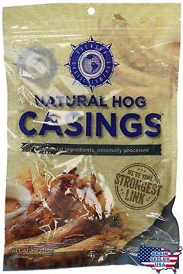 Natural Hog Casings for Sausage by Oversea Casing, New, Free Ship