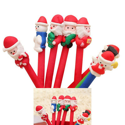 Christmas Ball Pen Cartoon Larento Christmas Kids Gifts School Office Supplies