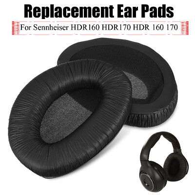 Replacement Coussin d'Oreille Ear Pads Pour Sennheiser HDR160 HDR170 HDR 160 170