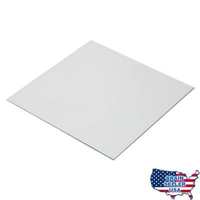 Signstek 3D Printer MK2 MK3 Heated Bed Tempered Borosilicate Glass Plate 213x200