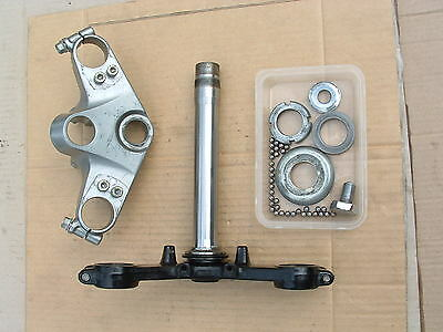 Kawasaki Zzr250 Triple Clamps Good Cond