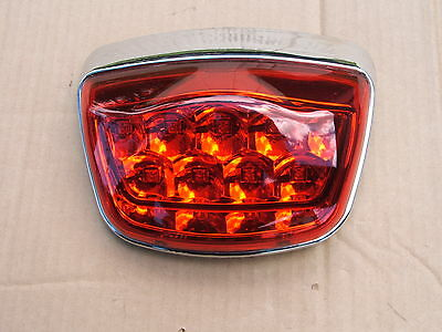 Torino Famosa 125 Tail Light Good Cond