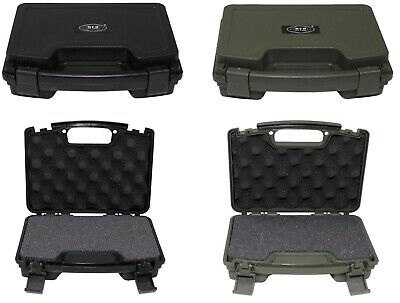 Universal Pistol Case Pistols Suitcase Transport Case Hunting Weapon Small MFH