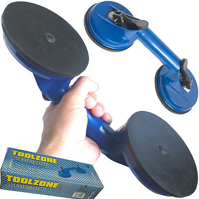 Double Suction Pad Clamps