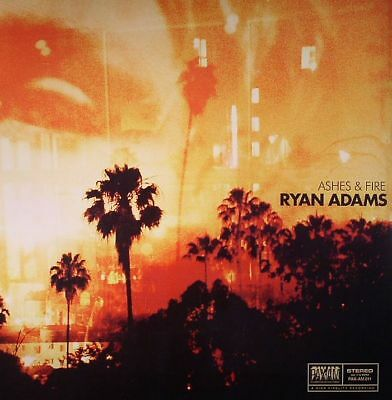 ADAMS, Ryan - Ashes & Fire - Vinyl (gatefold vinyl LP)