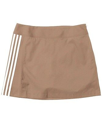 (14, Shore) - adidas Women's Climacool 3-Stripes Skort. Free Delivery