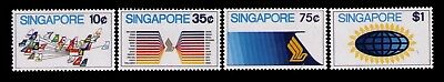Singapore Stamps,SC# 175-178 Cpl.MLH Set,CV:$9
