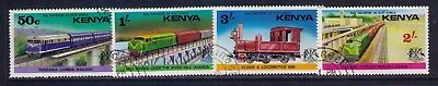 Kenya Stamps Sc# 64-67 Cpl.Used set,CV:$5