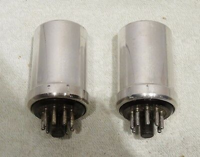 PAIR Bogen T-157 moving coil step up transformers 50 ohm primary