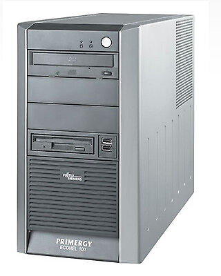Server/workstation Fujitsu-Siemens Primergy Econel 100 - MTR D2179 - 500gb - 4gb