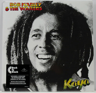 BOB MARLEY & THE WAILERS Kaya LP vinyl 180g Eur 2015  Sealed/New