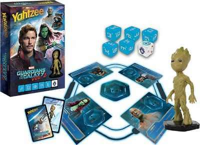 Marvel Comics: Guardians of the Galaxy Vol. 2: Yahtzee with Groot Custom Figure